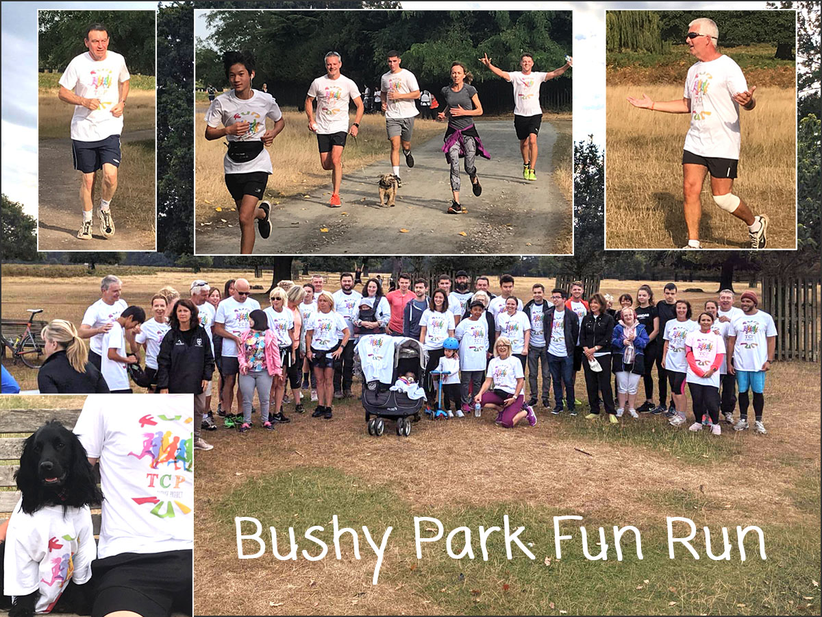 Bushy Park Fun Run