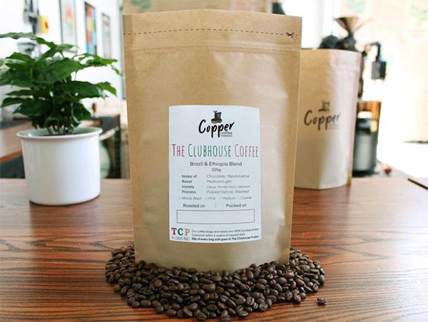 Copper Coffe