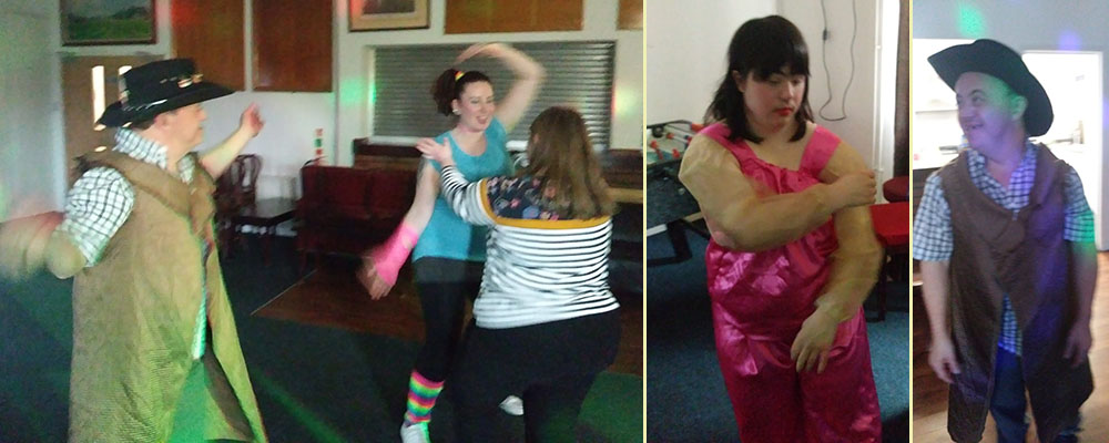 Our 80's Disco was a great success and everyone had the time of their lives!